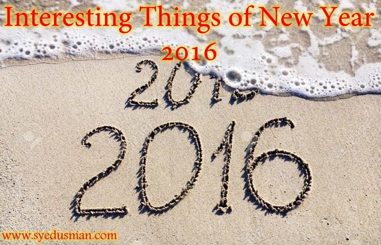 New Year 2016 Wishes