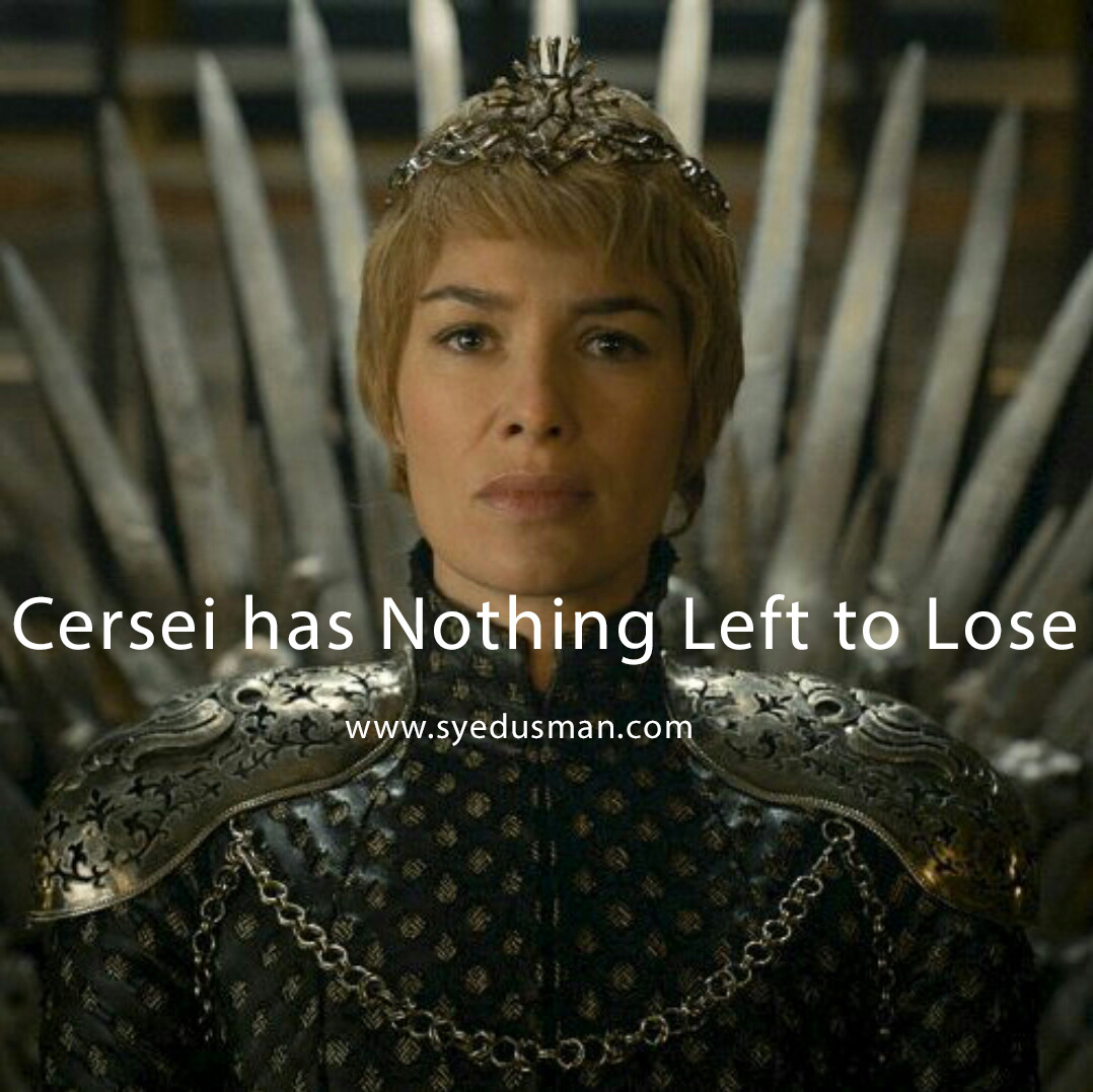 Cersei The Winds of Winter