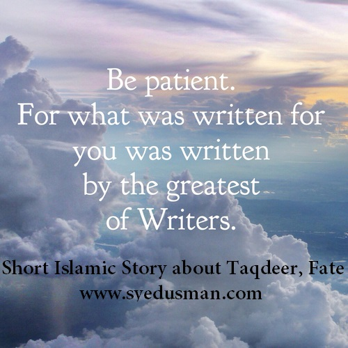 Fate Quotes - Fate Islam