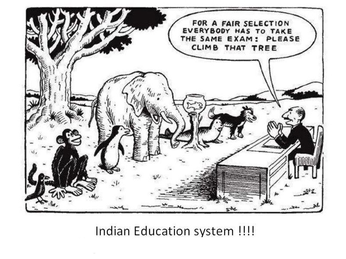 Indian Education System Essay and Group Discussion