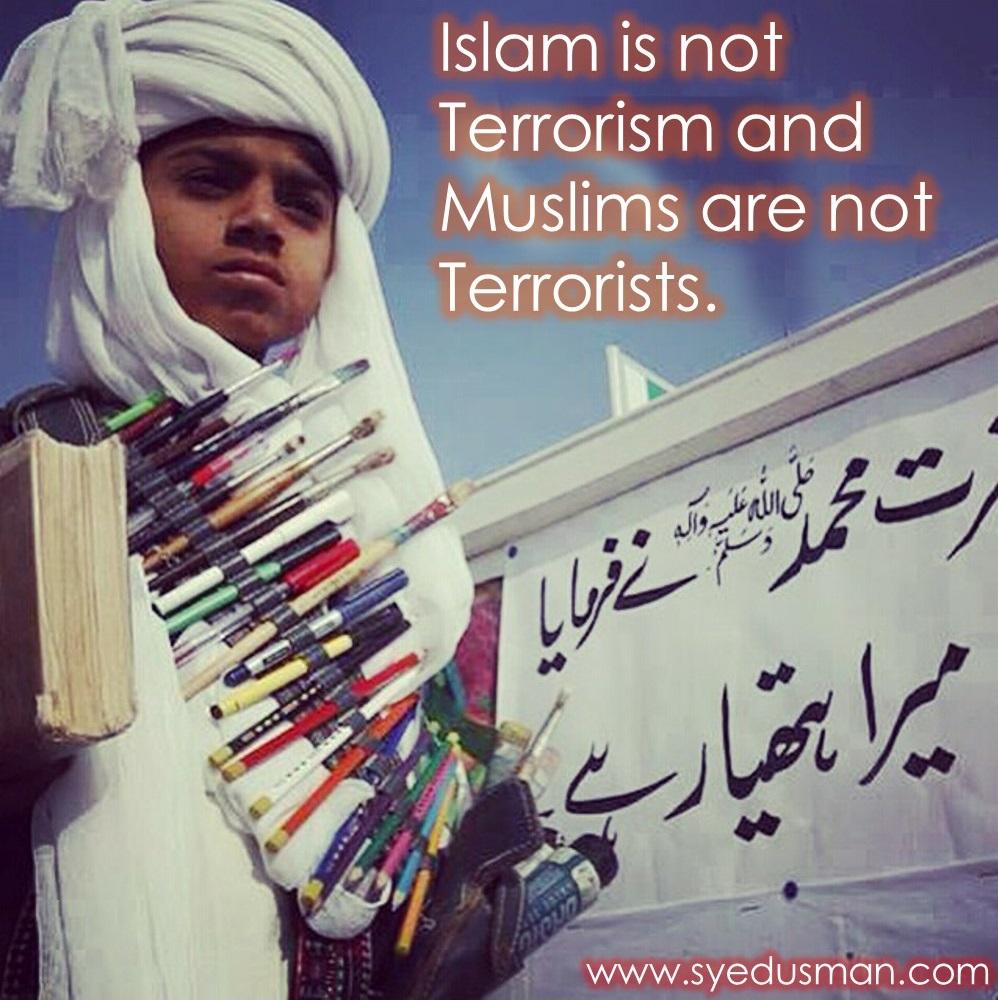 Terrorism is not Islam