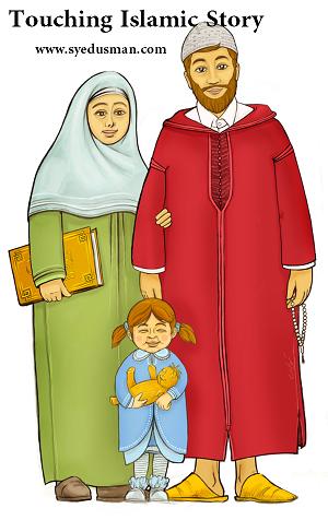 Touching Islamic Story