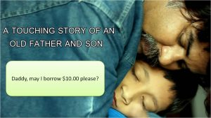 Emotional Family Story: Emotional Story of a Father and a Son