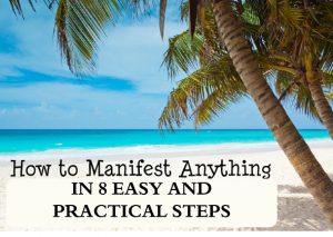 Manifest Anything You Want