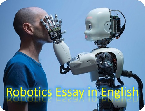Robotics Essay in English